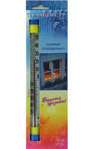 Термометр оконный тб-3м1исп 5д